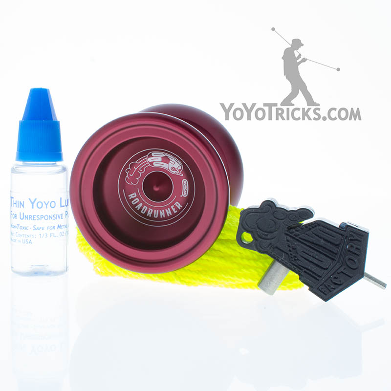 Roadrunner Yoyo Players Pack Duncan Toys