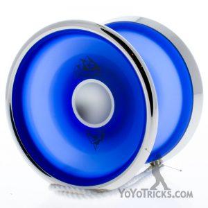 translucent blue iceberg yoyo iyoyo