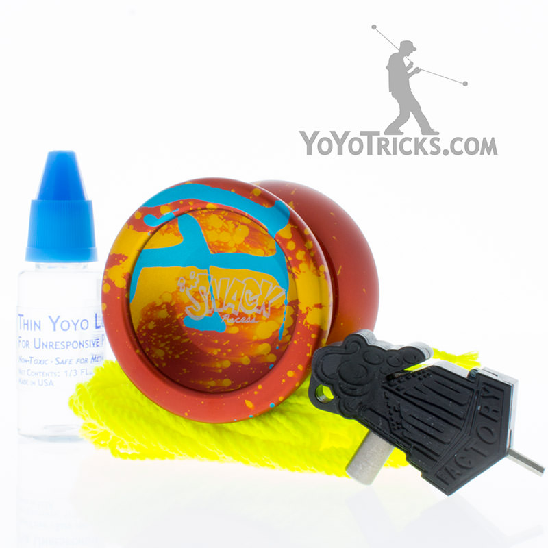 recess snack yoyo players pack
