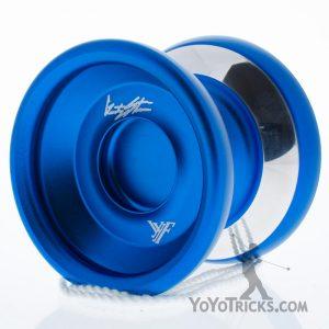 blue mirror polished ring shutter wide angle yoyofactory yoyo