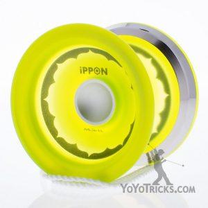 yellow ippon yoyo iyoyo