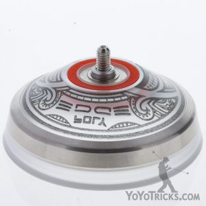 poly edge yoyo half