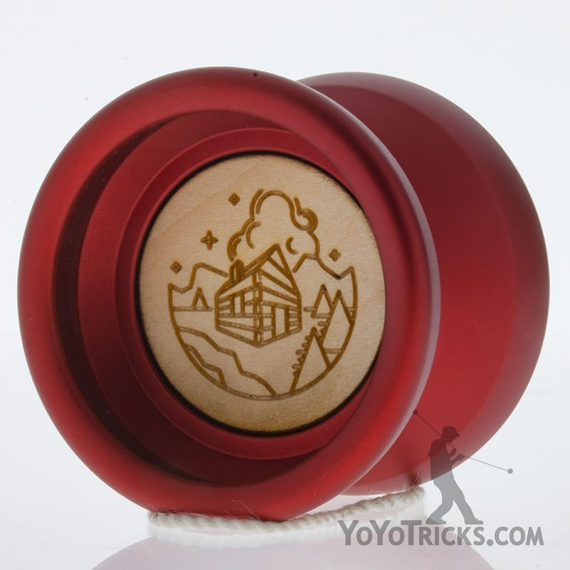 red wood cap yoyofactory california yoyo