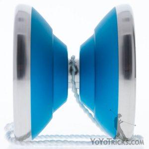 bi-metal shutter yoyo profile