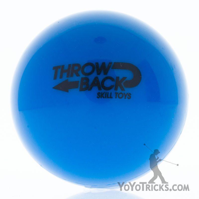 blue stage ball throwback skilltoys