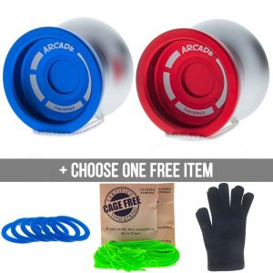 arcade yoyo friend pack