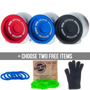 arcade yoyo competition pack