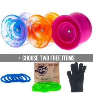 flight yoyo competition pack