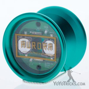 green magic yoyo aurora yoyo