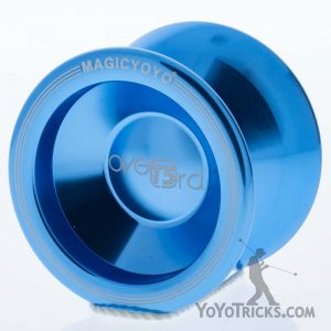blue t5 overlord yoyo magic yoyo