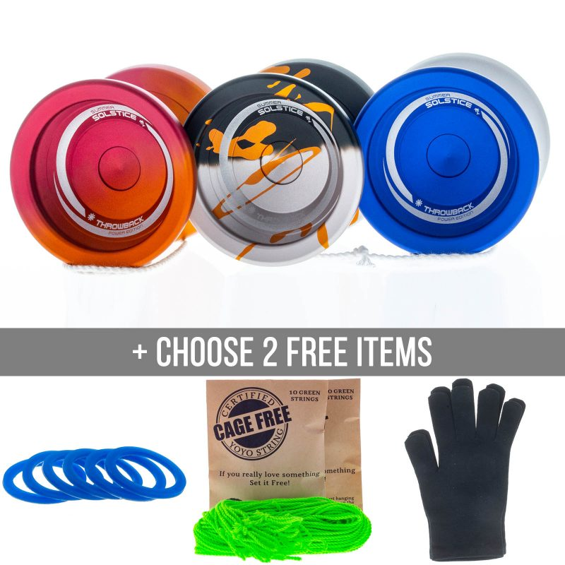 Summer Solstice Yoyos Competition Pack