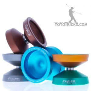 Sugar Yoyo - Shu Takada World Champion Yoyo