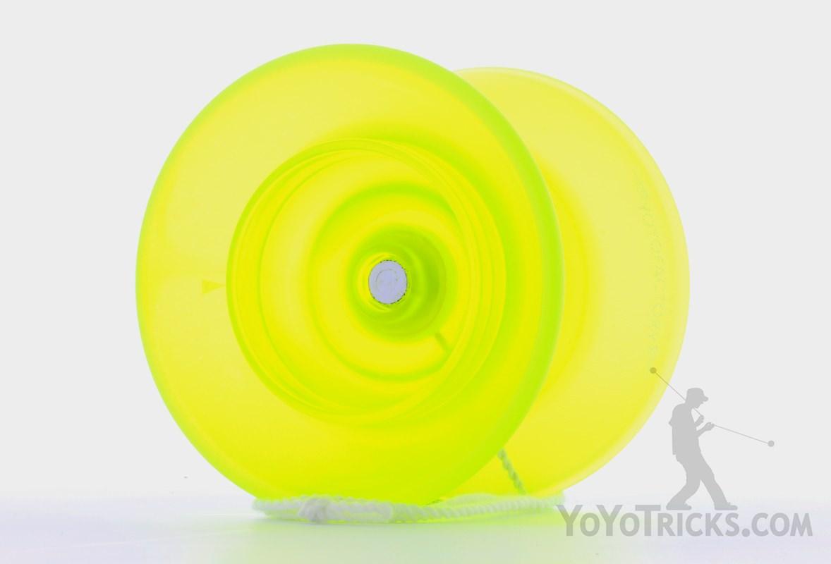 Yyf Flight Yoyo For Offstring Play Yoyotricks Com