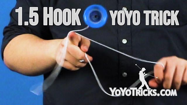 1.5 Hook Yoyo Trick