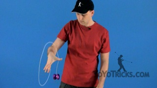 1A #14 Plastic Whip Yoyo Trick