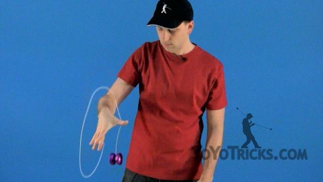 1A #14 Plastic Whip Yoyo Video
