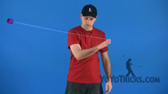 1A #2 Side-Throw aka World Tour Yoyo Video