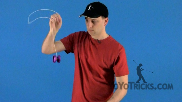 1A #21 The Iron Whip Yoyo Video