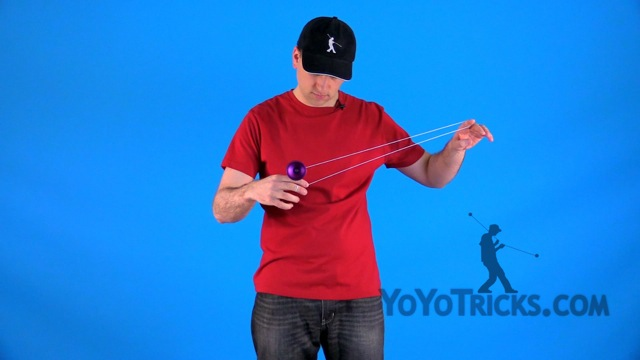 1A #24 Throwhand Grind Yoyo Video
