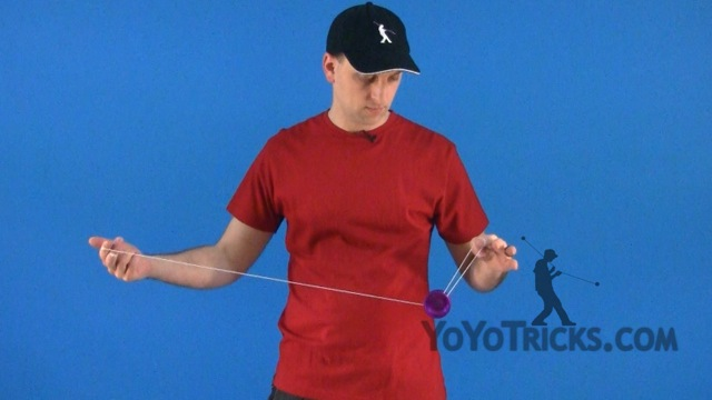 1A #7 Trapeze Yoyo Video