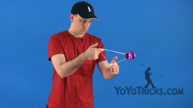 1A #8 Split the Atom Yoyo Video