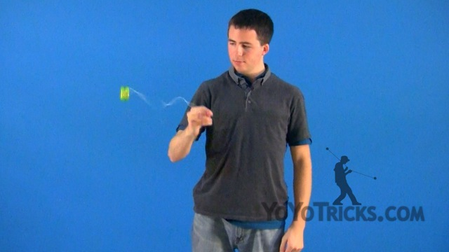 2A #10 The Sidewinder Yoyo Video