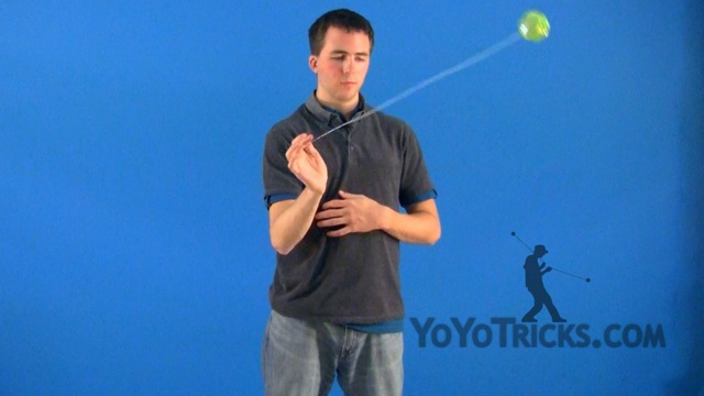 2A #11 Warp Drive Yoyo Video