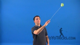 2A #12 Reach for the Moon Yoyo Trick