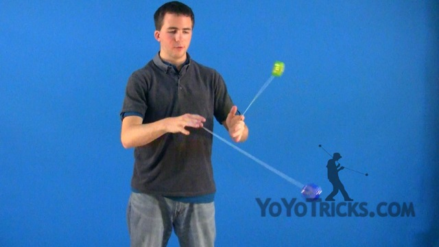 2A #16 Two-Handed Loops Yoyo Video