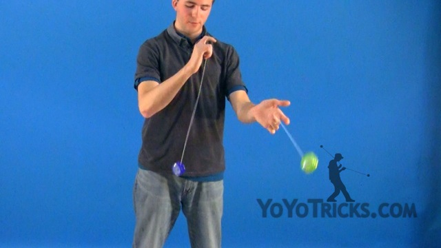 2A #17 Milk the Cow Yoyo Video
