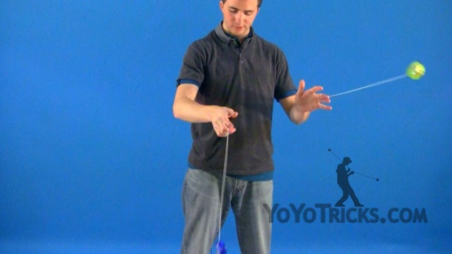2A #18 Ride The Horse Yoyo Video