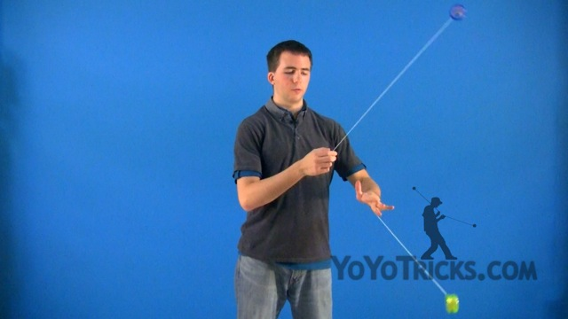 2A #21 Sword and Shield Yoyo Video