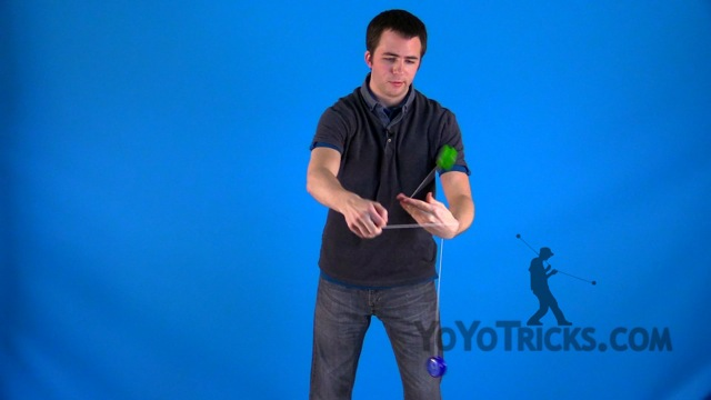 2A #24 One-Hand Arm Wrap Yoyo Video