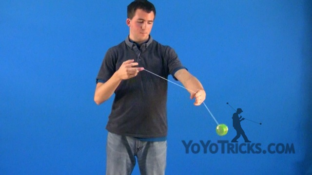 2A #4 The Tidal Wave Yoyo Video