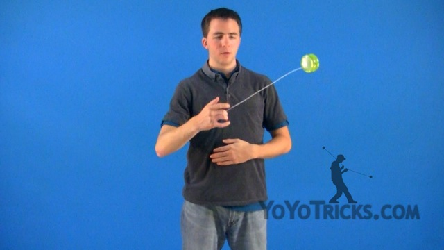 2A #5 Inside Loops Yoyo Video