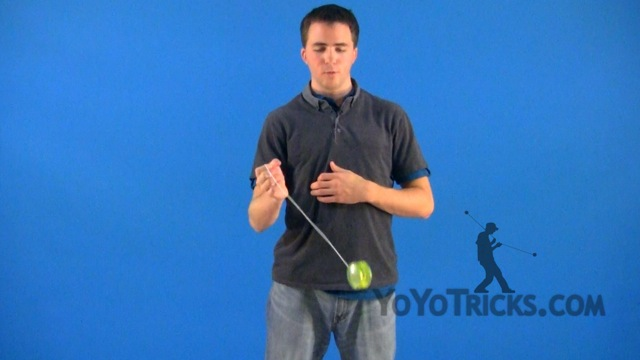 2A #6 Outside Loops Yoyo Video
