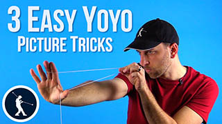 3 Easy and Fun Picture Tricks Yoyo Trick