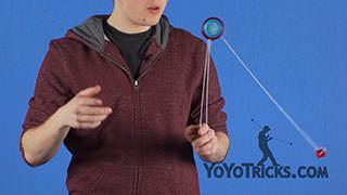 360 Yoyo Trick