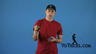 The Peter Fish Yoyos Yoyo Trick