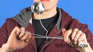Alternating Triangles Yoyo Trick