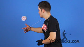 Amazing Spiderman Yoyo Trick