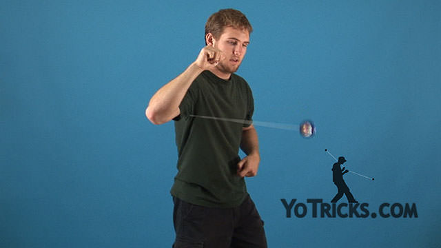 Arm Wrap Yoyo Trick