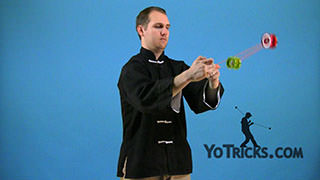 Assisted Brain-Scrambler Yoyo Trick