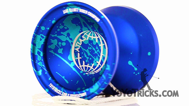 The Atlas Yoyo: History, Unboxing, and Review Yoyo Video