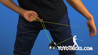 Backgammon Yoyo Trick