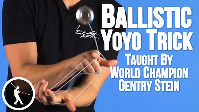 Ballistic Yoyo Video