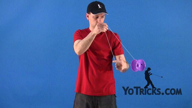 Barrel Rolls Offstring (4A) Yoyo Trick