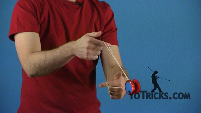 Barrel Rolls Yoyo Trick