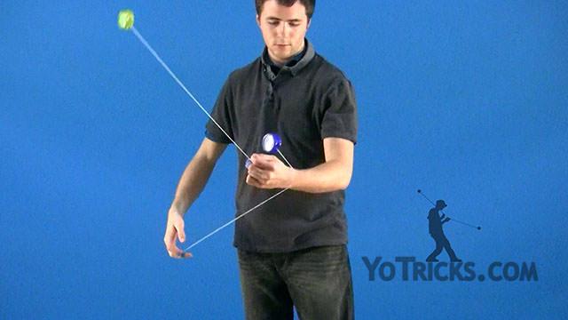 Basic Long Spin Wrap Yoyo Trick