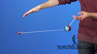Basic Stall Yoyo Trick